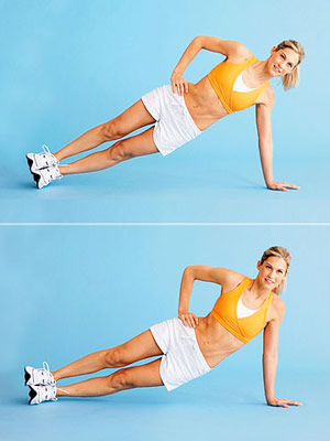 easy abs workout