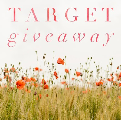Enter the Target Insta Giveaway. Ends 4/21