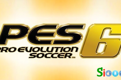 How to Download and Install Game Pro Evolution Soccer 6 (Pes 2006) for PC Laptop