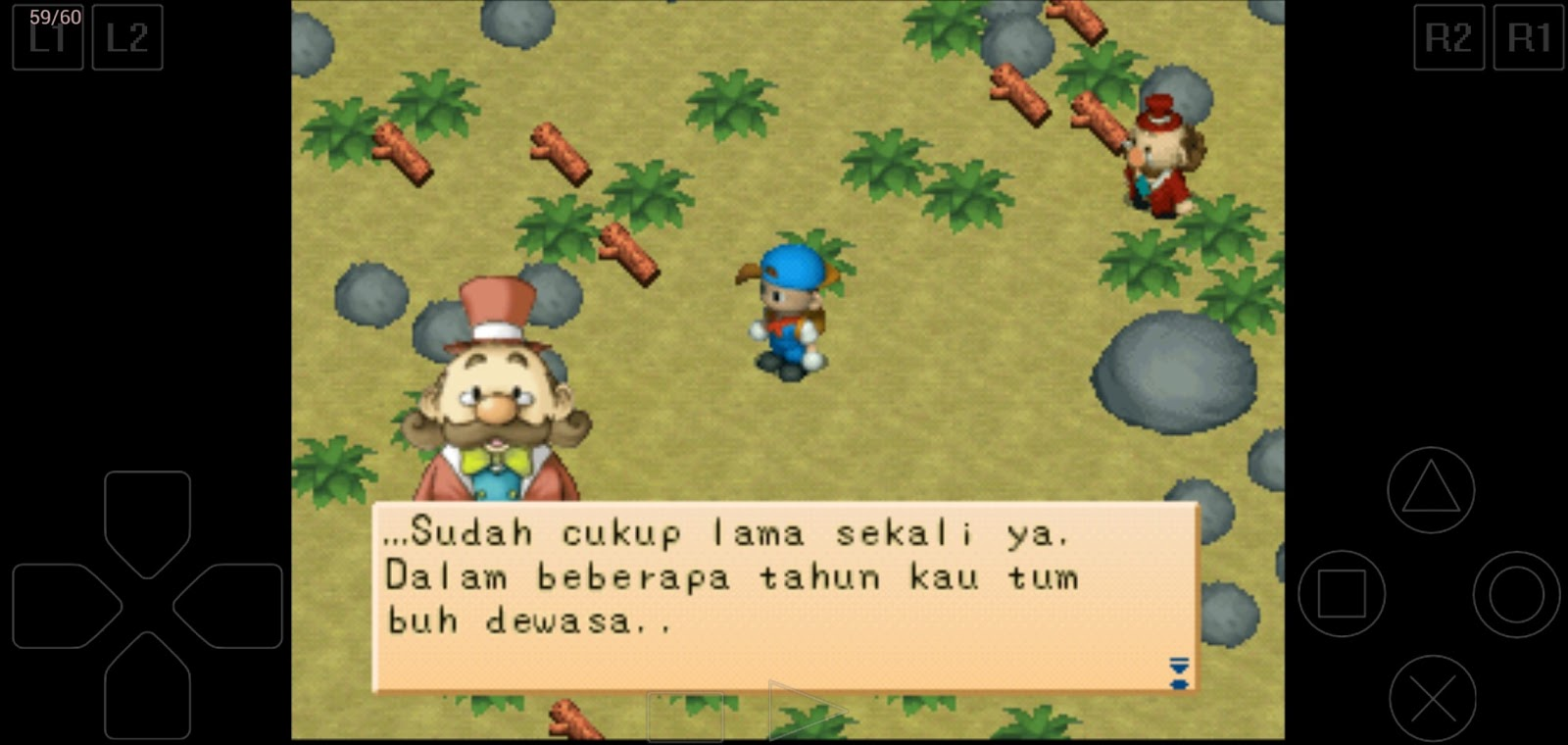 Download Harvest Moon Back To Nature Indonesia Android 2020 Kelingkingku