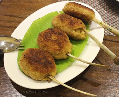 Meena Tai - Restaurant - Chennai - Maharastrian - mutton chops