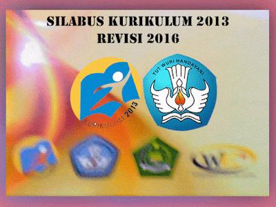 Silabus SD Kurikulum 2013 Semua Mapel Revisi Terbaru