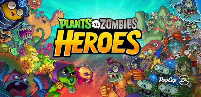 لعبة Plants vs. zombies™ Heroes