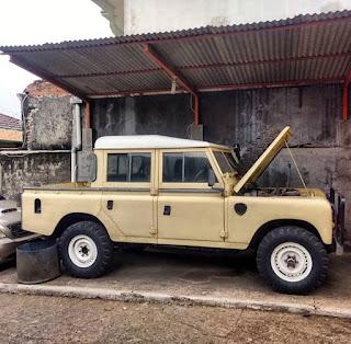 DIJUAL Cepat Land Rover Klasik