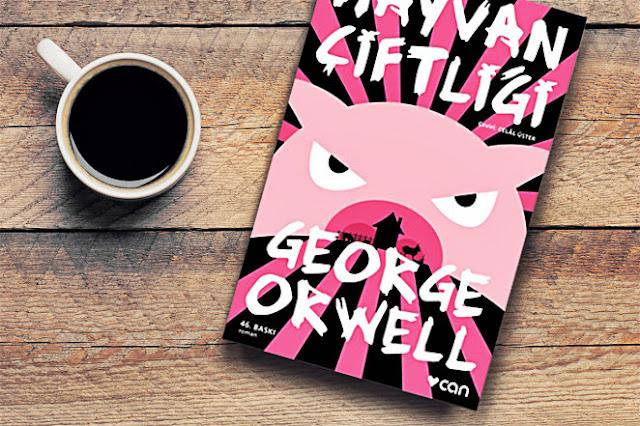Yakında okuduklarım: George Orwell - Hayvan Çiftliği