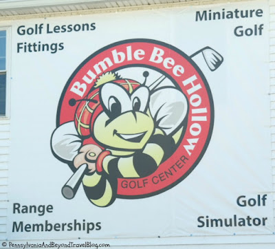 Bumble Bee Hollow Miniature Golf in Harrisburg Pennsylvania