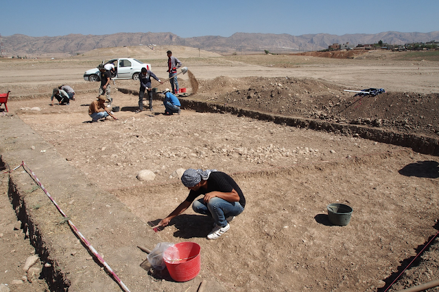 Significant Bronze Age city discovered in Northern Iraq