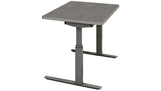 Mayline RGE Height Adjustable Workstation