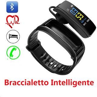smartwatch braccialetto y3 plus