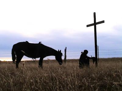 Christians must live by faith.