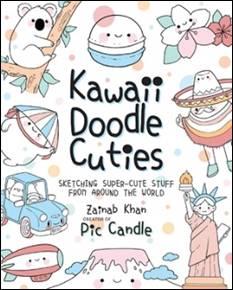 Motherhood Moment Book Nook Kawaii Doodle Cuties Sketching