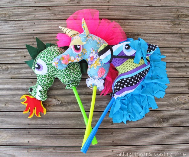 Pony unicorn dragon toy hobby horse now thats peachy for Crafts and hobbies ideas