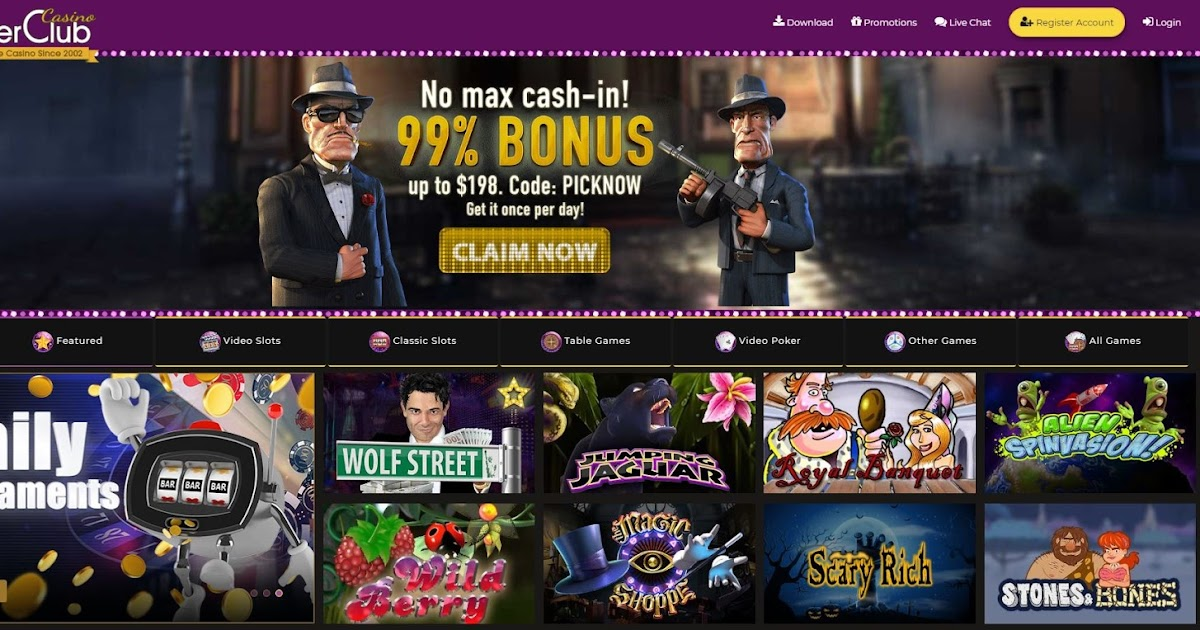 Jupiter Club Casino Bonus Codes 2017