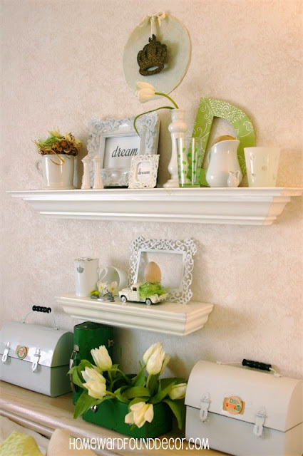 easy DIY spring home decor changes for a fresh look