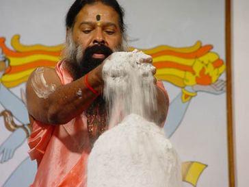Vibhuti, Bhasma, Sacred Ash in Hinduism
