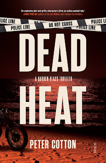 Dead Heat by Peter Cotton cover
