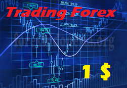 trading forex 1$