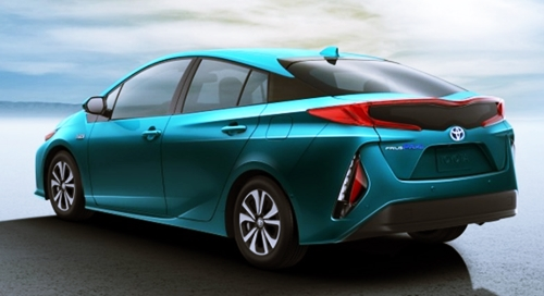 2017 Toyota Prius Price Specs Release Date MPG Review