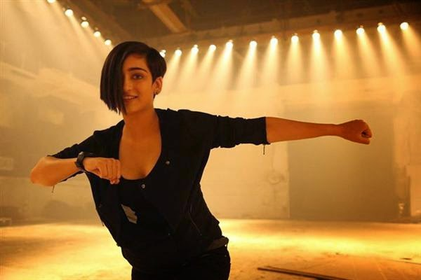 Akshara Haasan's Look in Shamitabh