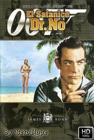 007 El satanico Dr. No 1080p Latino