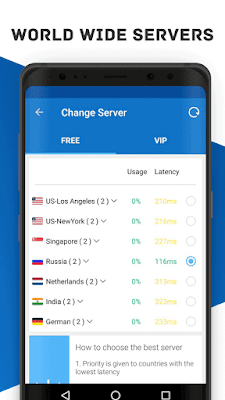 Secure VPN - Free VPN Proxy, Best & Fast Shield V1.1.9 [VIP]