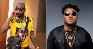 """God is your strength against all odds Blooda…"" – CDQ tells Davido over Dj Olu murder allegations"