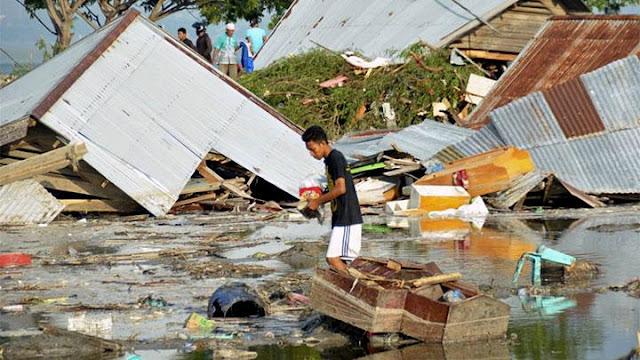 Buta Soal Tsunami Palu, Ini Kata BMKG