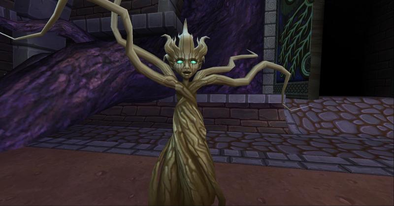 Wizard101 Level 125 Spells (Empyrea Part 2) Scion Tree Spells