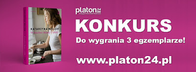 KONKURS - Di gotuje & Platon24 - do wygrania 3 książki