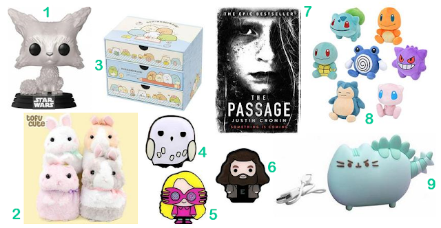 May 2018 Kawaii & Geeky Wishlist