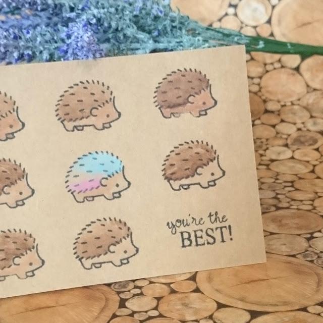 [DIY] You´re Special, you´re different, you´re the Best: Greeting Card // Grußkarte Du Bist etwas Ganz Besonderes!