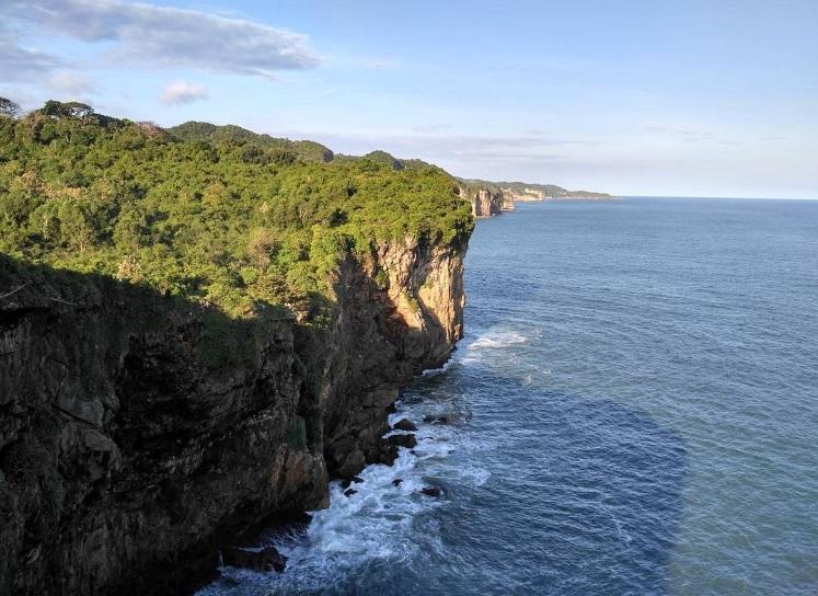 Pantai Di Yogyakarta Kabupaten Gunung Kidul | Daftar ...