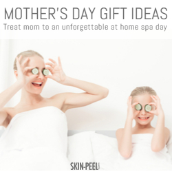 At Home Spa Day for Mother's Day