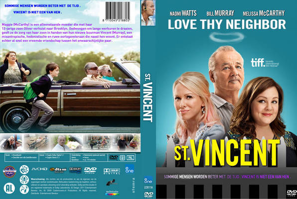 St. Vincent 2014 Hindi Dubbed 720p BluRay Download