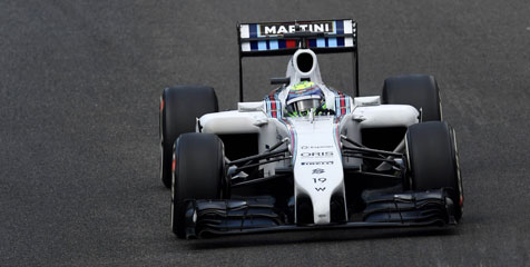Felipe Massa Bangga Lewati Ferrari Di F1 GP Italia