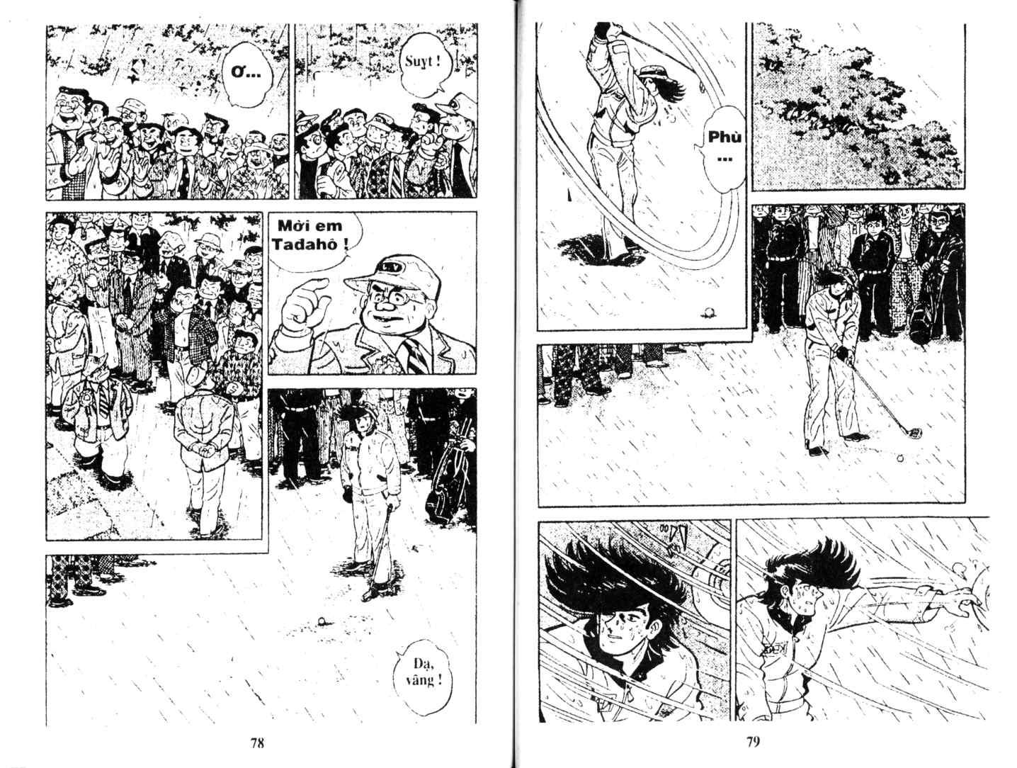 Ashita Tenki ni Naare chapter 9 trang 38