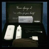 Nano Spray 2 MCI Asli