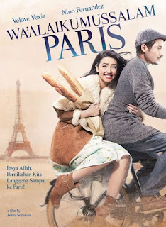 Nonton Movie Online Waalaikumsalam Paris (2016)