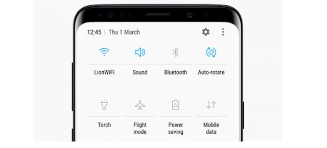 Cara Mengatasi Masalah Panggilan Wi- 4Fi Samsung Galaxy S9/S9+