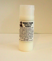 Muddy Paws All Natural Shampoo for sensitive skin and shiny coat by Easy Life Inspiration