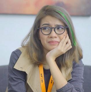 Profil Girindra Kara Pemeran Prima di sitkom OK JEK NET TV
