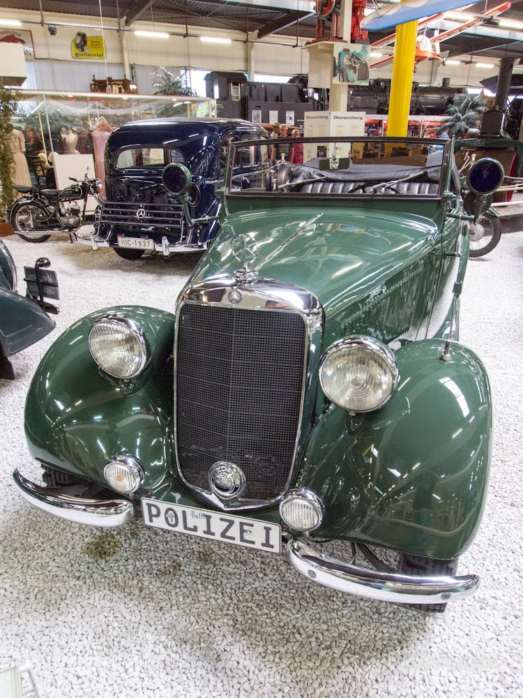 Muzeul Auto si Tehnic Sinsheim