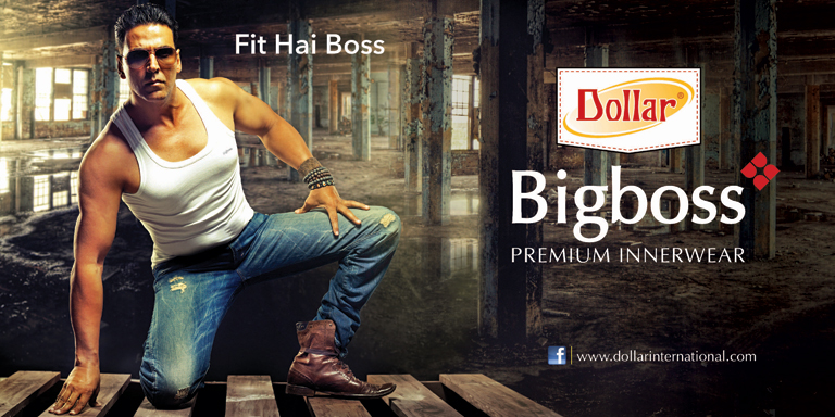Dollar Big boss print ads