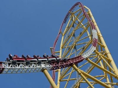 Top Thrill Dragster, Công viên giải trí Cedar Point-Mỹ