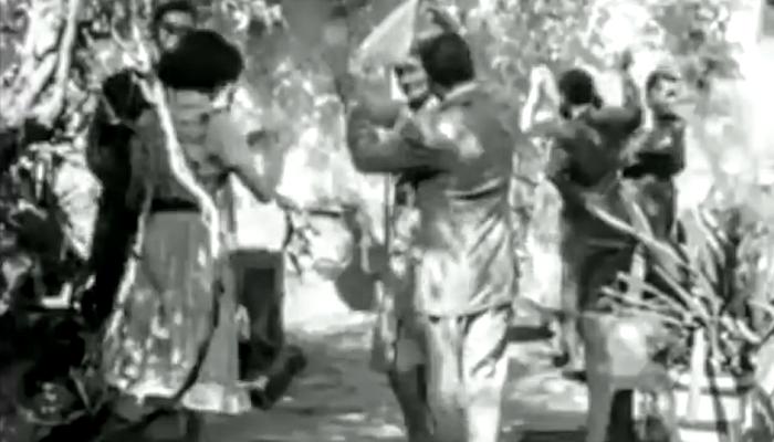 VIDEO: MUSEO FOLKLÓRICO EN EL AÑO 1949