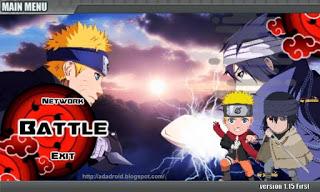 Download Naruto Senki MOD Over Crazy v1 by Riicky