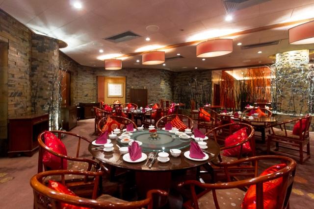 Liu Chinese Restaurant at Conrad Bangkok Hotel