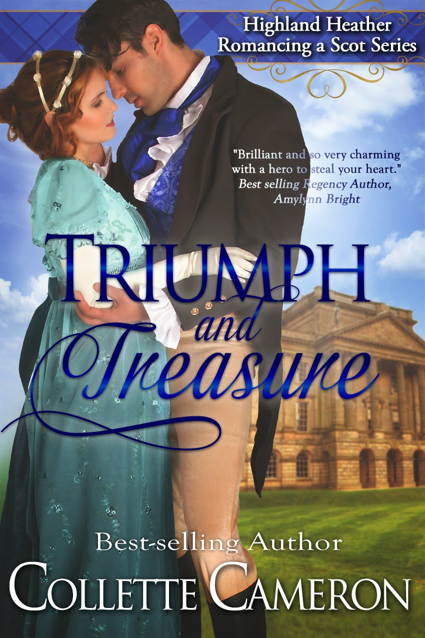 TRIUMPH AND TREASURE COVER REVEAL! 1