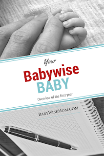 Your Babywise Baby: First Year Overview