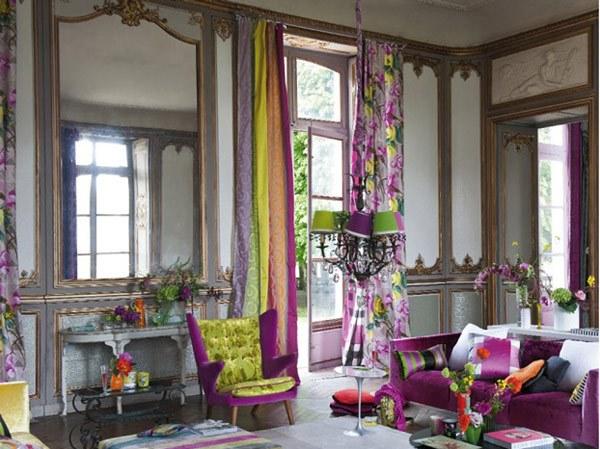 Semua orang niscaya mempunyai warna favorit Berbagai Dekorasi dan Asesoris Rumah Warna-Warni